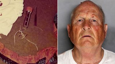 'Gonna kill you': Chilling phone call of 'Golden State Killer'