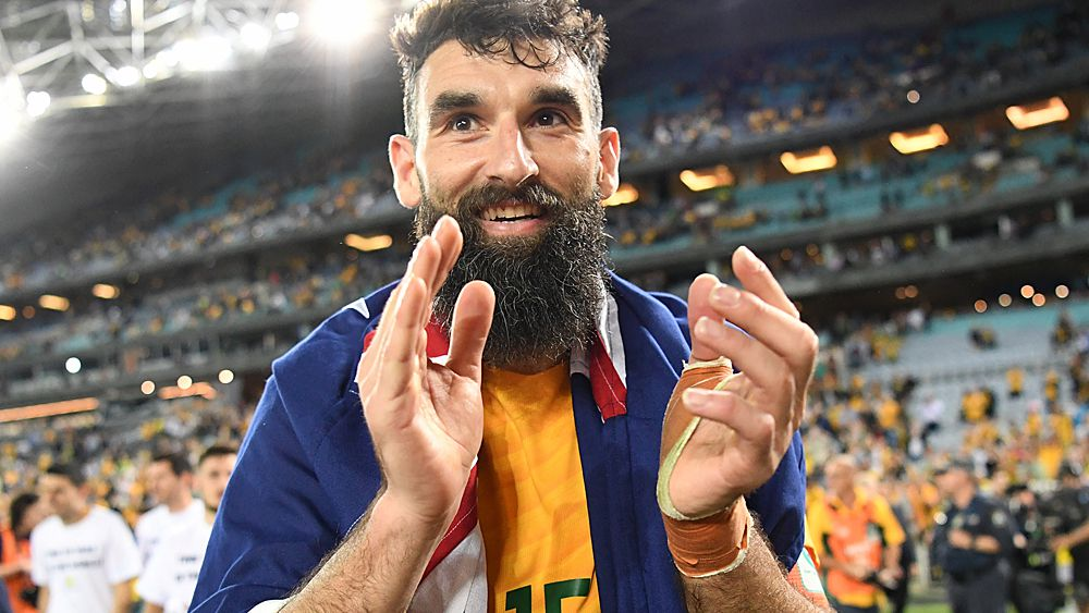 Jedinak may be sidelined for months after World Cup heroics