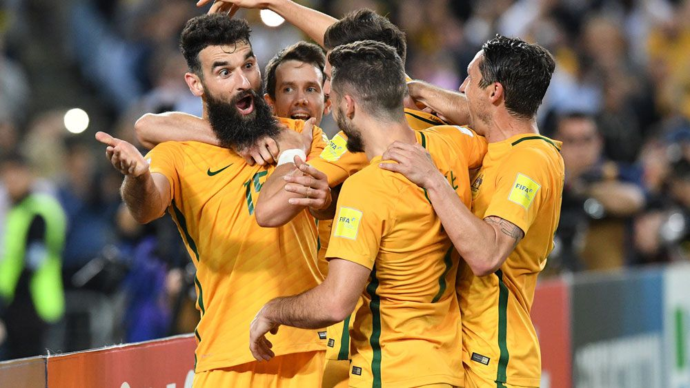 The Socceroos book their place for Russia 2018 with a 3-1 victory over Honduras