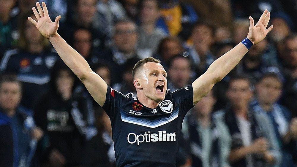 Melbourne Victory through to A-League grand final after beating Brisbane Roar