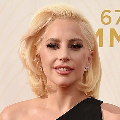 ...Lady Gaga then