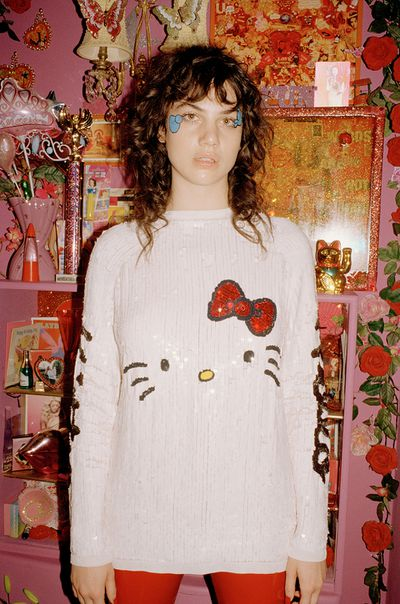ASOS Hello Kitty Collection, 2017.