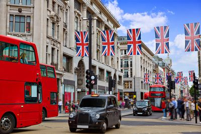 3. London, England