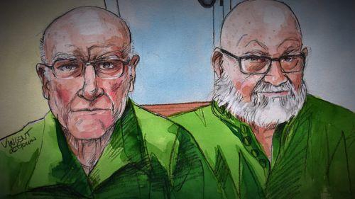Macdonald appeared in court via videolink today alongside former union boss John Maitland.