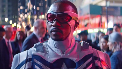 All signs point to Mackie being the lead in 'Captain America 4'.
