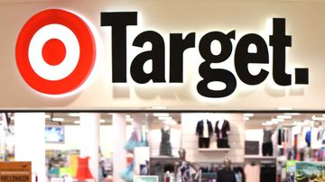 Target will cut 80 jobs from its head office.