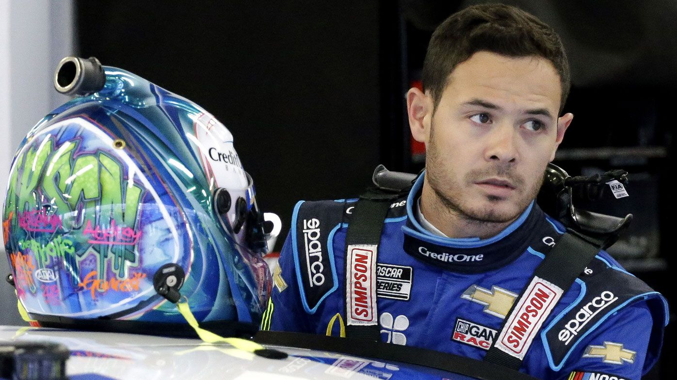 NASCAR driver Kyle Larson axed by team for using racial slur during virtual race