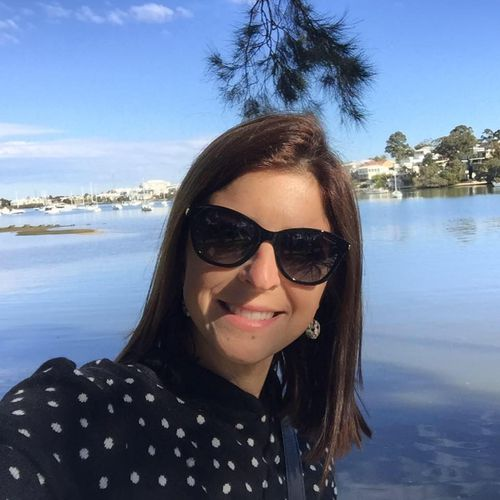 Ms Haddad's body was found in the Lane Cove River on Sunday morning. (Facebook)