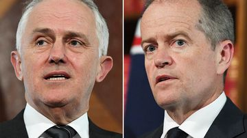 Fifty-one percent of participants in the Fairfax-Ipsos poll list Mr Turnbull as preferred prime minister. Picture: AAP