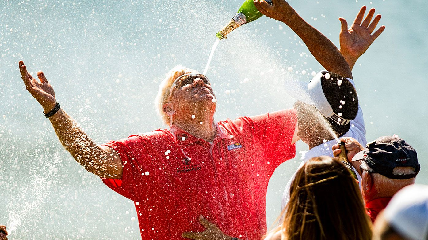 'I'm not scared': Golf icon John Daly reveals cancer diagnosis