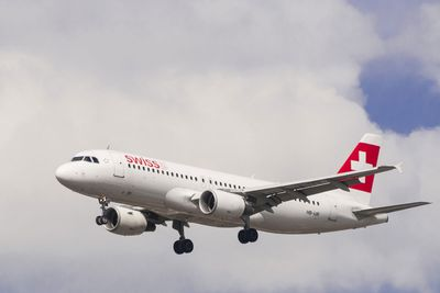 8. Swiss International Air Lines