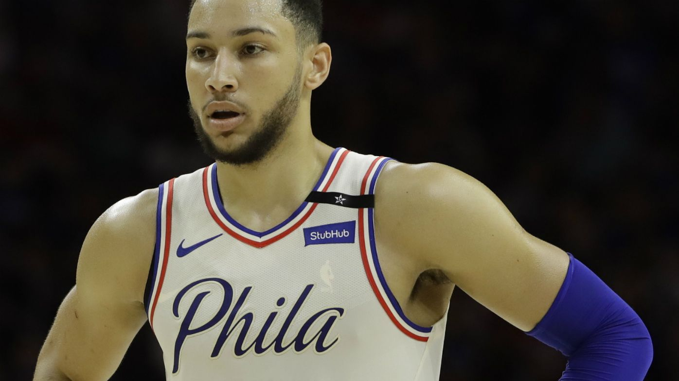 Ben Simmons one step closer to being named NBA's Rookie of the Year