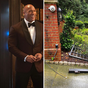 Ryan Reynolds trolls Dwayne Johnson after he rips open front gates