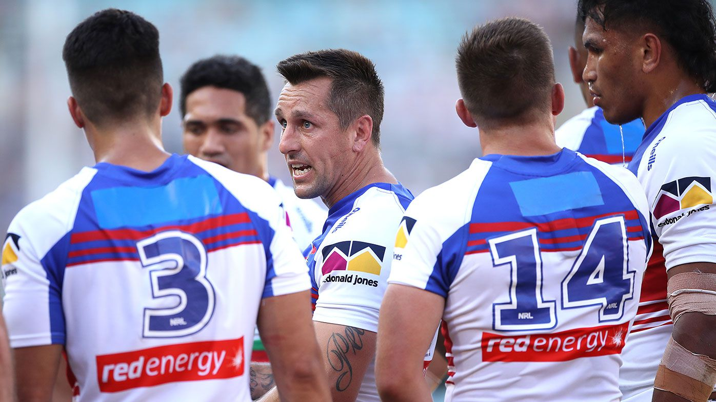 Sydney Roosters eyeing reunion with former halfback Mitchell Pearce, says Laurie Daley