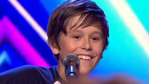 Bieber-like 14-year-old brings judges to tears and stuns Australia on <i>X Factor</i>