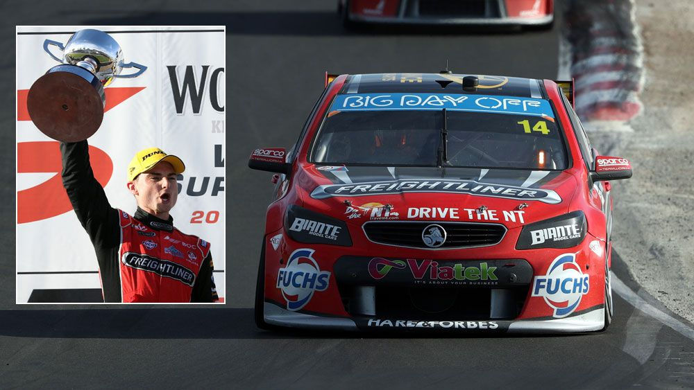 Slade goes back-to-back at Winton
