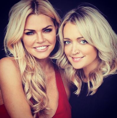 Sophie Monk and Jackie 'O' Henderson
