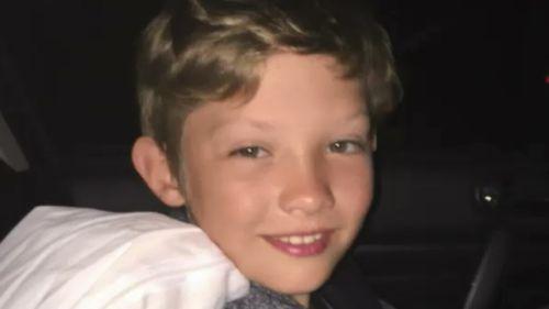 Jack Power, 10, died in the crash last week.