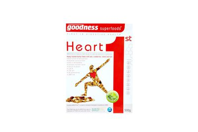 Goodness Superfoods Better for U! Heart (Heart 1st)