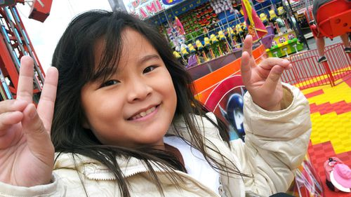Adelene Leong died after she was thrown from a ride at the Royal Adelaide Show. (AAP)
