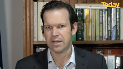 Senator Canavan said lockdowns are being called 'too quickly'.