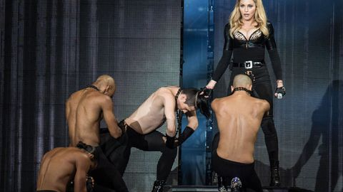 Madonna sued by anti-gay Russian activists after St Petersburg concert