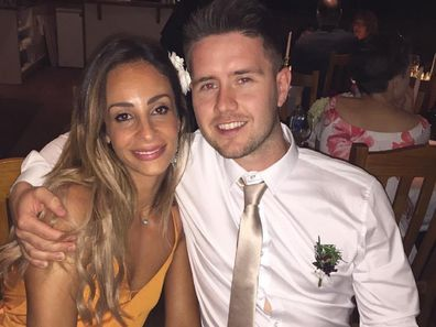 Susane and Daniel IVF couple pregnancy