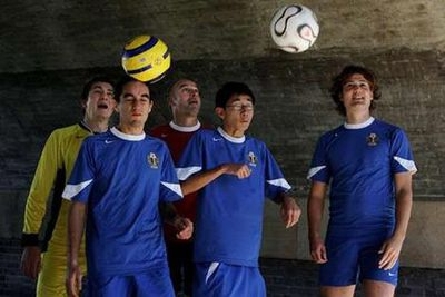 2006: Fourteen nerds underwent intense training over three months to form a soccer team. The uncoordinated gang were then pitted against the Australian Women's National team (who won 11:0), the inmates of a prison (who won 8:0) and a kids' team (who won 5:0).