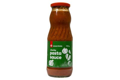 Woolworths Essentials Traditional Pasta Sauce