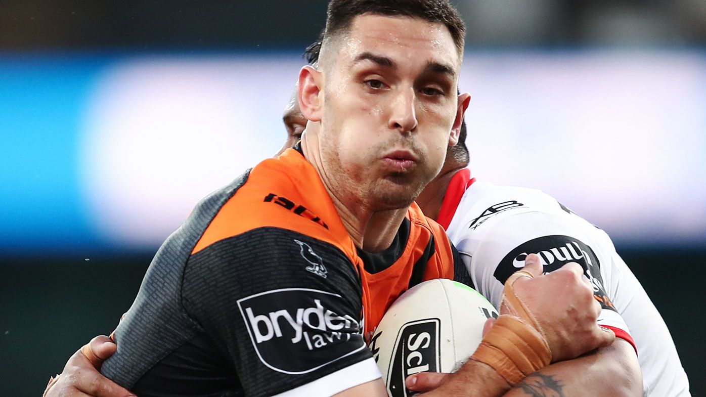 NRL: Ryan Matterson granted leave Wests Tigers