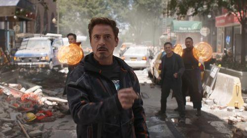 The film is based on the  Marvel Comics superhero team the Avengers. (Marvel Studios)