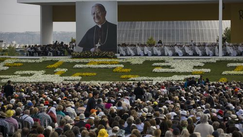 Former Opus Dei leader step closer to sainthood