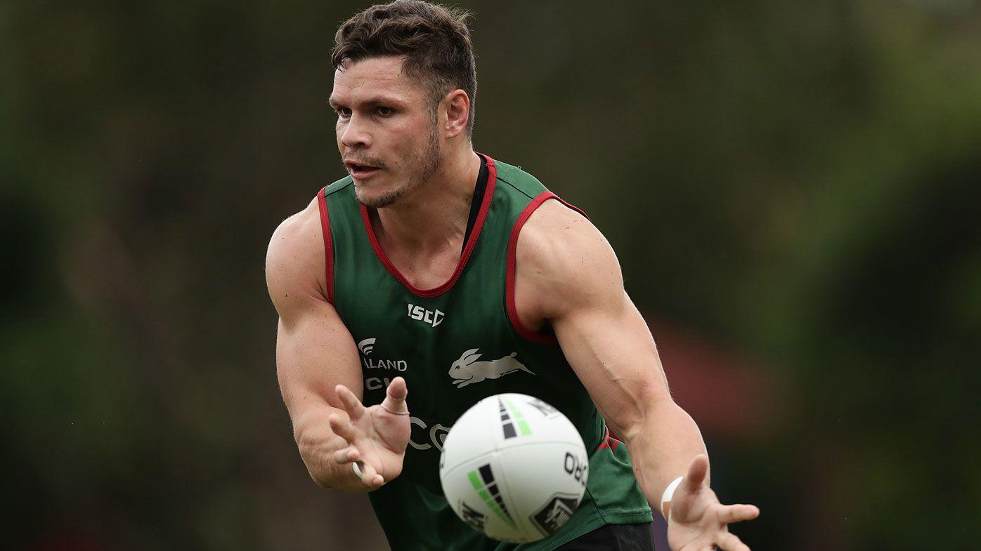 Roberts joins Bunnies at NRL training