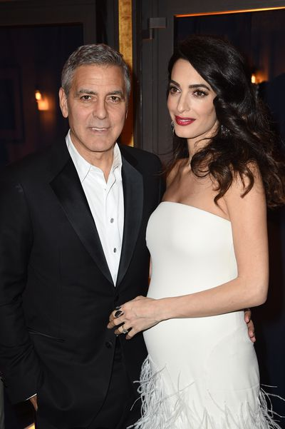 George Clooney became a first-time dad earlier this year when he and wife Amal welcomed twins Ella and Alexander into the world.