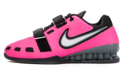 <strong>Nike Women's Romaleos 2 (Pink)</strong>