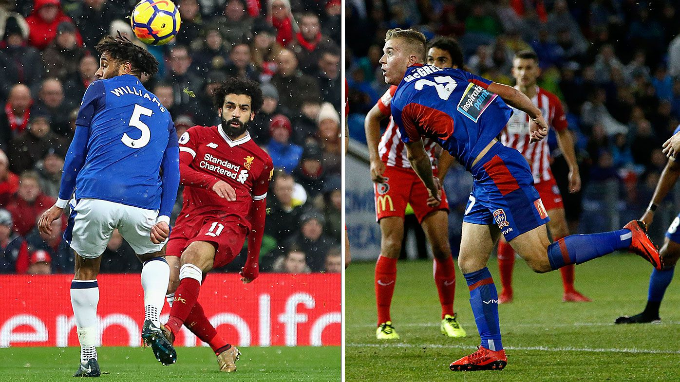 Salah and McGree's wonder goals