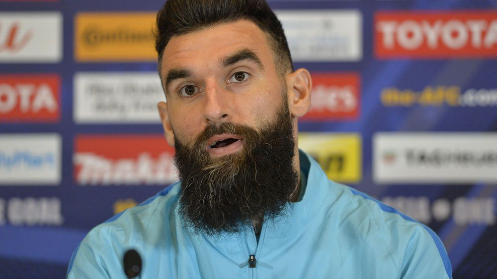 Socceroos skipper Mile Jedinak back from injury for World Cup clash against Honduras