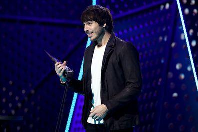 Morgan Evans, ARIA Awards, win, speech