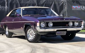 Hyper-rare 1973 Ford expected to fetch hundreds of thousands at auction