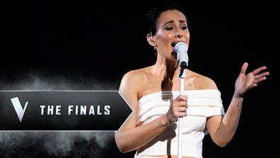 The Finals: Diana Rouvas 'Never Enough'