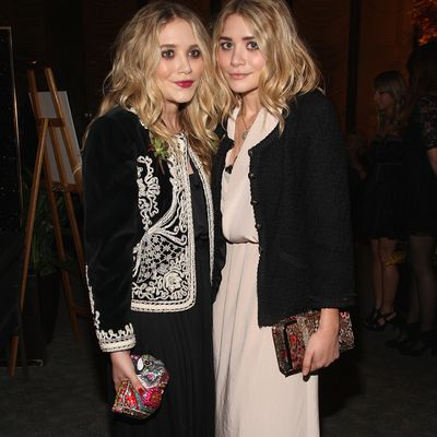 Mary-Kate and Ashley Olsen: 2009