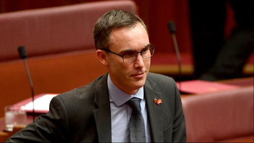 Independent Senator Tim Storer wants the government to consider broader tax reform. (AAP)