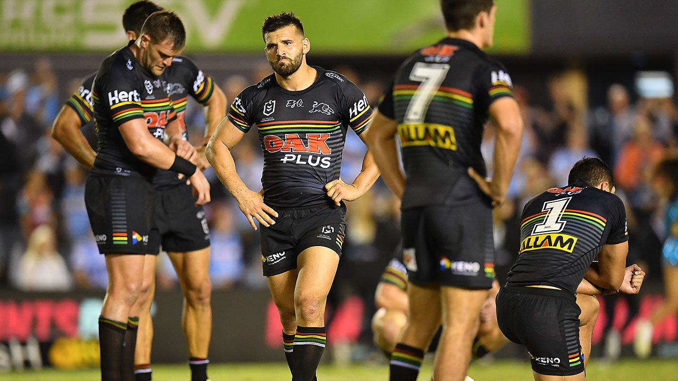 Penrith Panthers left frustrated after another 'horrible' late collapse