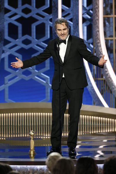 Joaquin Phoenix, Golden Globe Awards