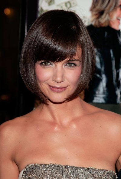 <p>The actress first dabbled with short hair in 2008, when she arrived at the Los Angeles premiere of her film, Mad Money, with a sleek  bob cut.&nbsp;</p>