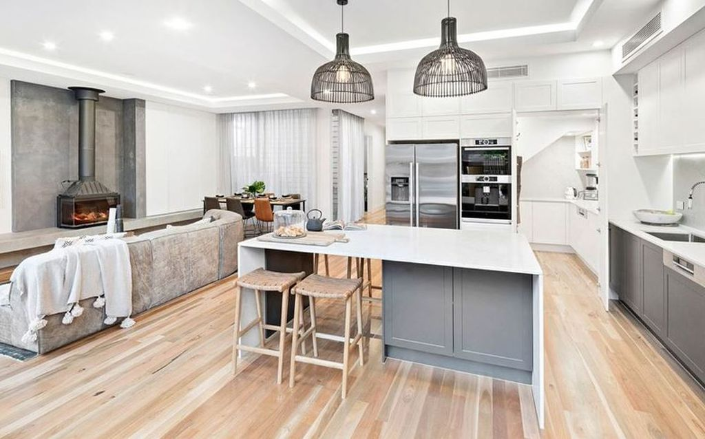 Dave Hughes finally finds tenants for Josh and Elyse's The Block house