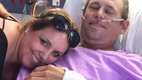 Exclusive: Aussie farmer spends 60 hours without food waiting for urgent surgery