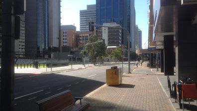 Brisbane CBD becomes a ghost town ahead of G20 (Gallery)