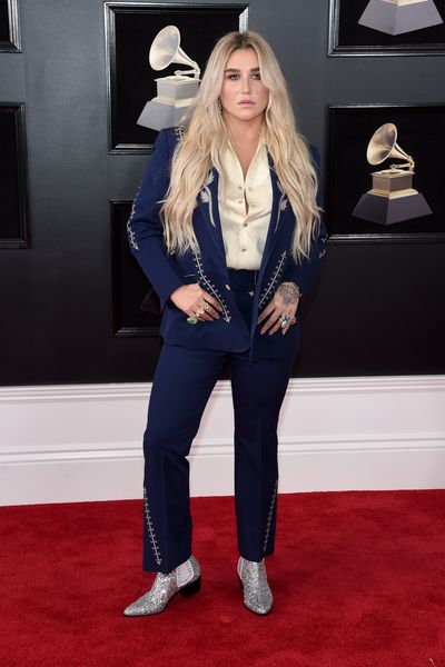 Singer Kesha in Nudie's Rodeo Tailors