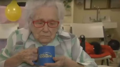 110-year-old great-great grandmother says all she wants is a nap and a whiskey